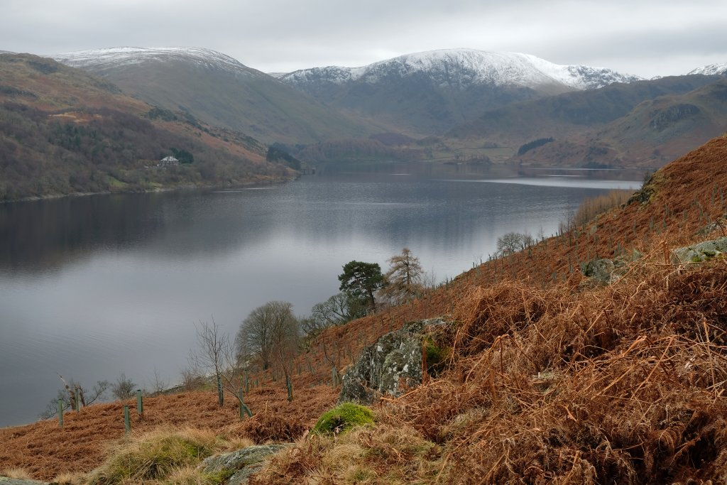 View over Haweswater