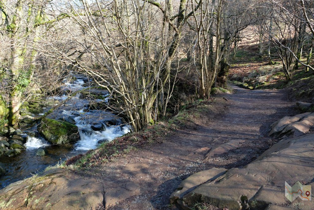 Path along Aira Beck