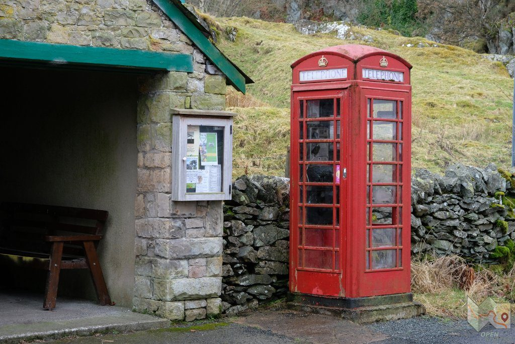 Bampton Phone Box
